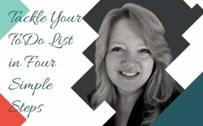 Tackle Your ToDo List in Four Simple Steps